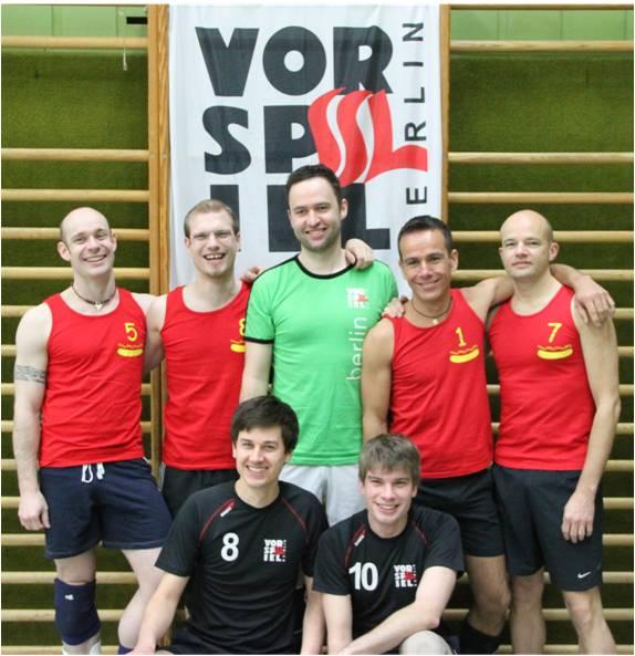 volleyball spielen berlin