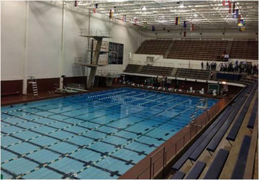 Pool Cleveland University